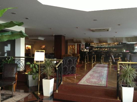 Kent Hotel: Lobby