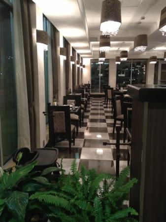 Hilton Garden Inn Tuxtla Gutierrez: comedor