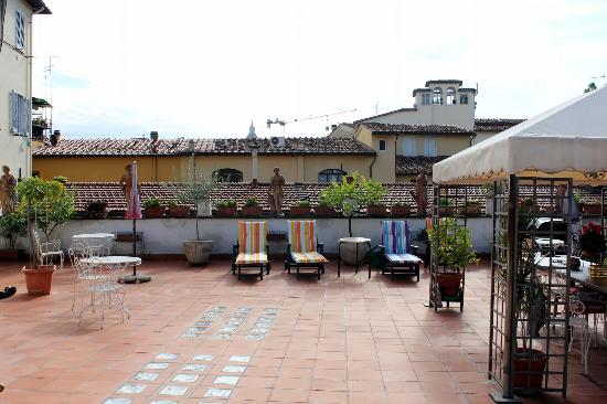 Hotel Il Bargellino: relaxing