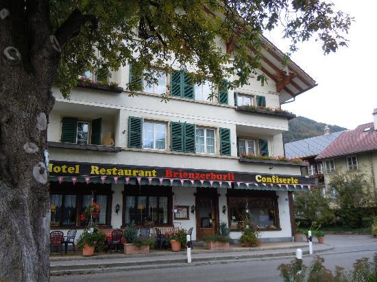 Hotel Brienzerburli und Löwen: Hotel Brienzerburli
