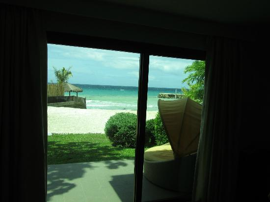 Mangodlong Paradise Beach Resort: Look out of the room