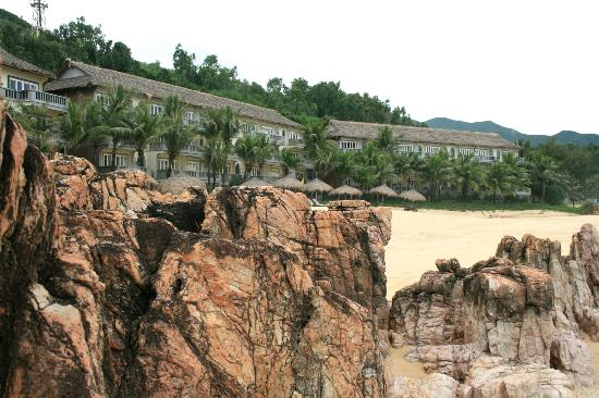 AVANI Quy Nhon Resort & Spa: Block 1 and 2 of rooms