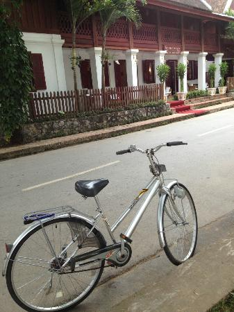 My Dream Boutique Resort: Free Bicycle