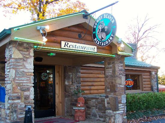 The Rowdy Beaver Eureka Springs Ar Picture Of Rowdy