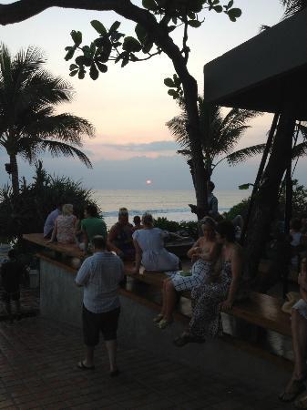 The Prohibition Iced Tea- Picture of Potato Head Beach Club, Kerobokan