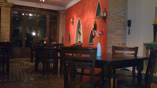 Posada Casa Sol: Comedor