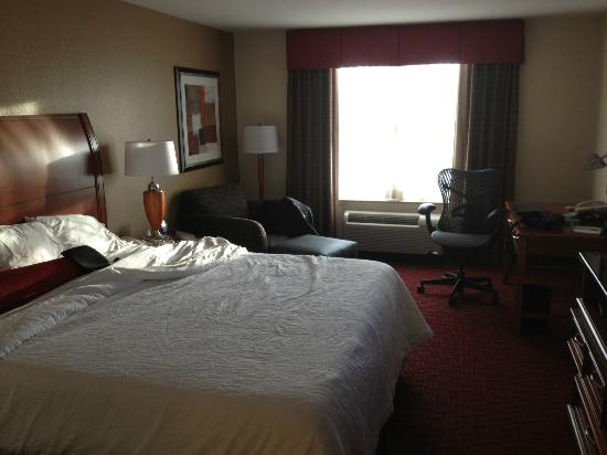 Hilton Garden Inn Madison West/Middleton : My room