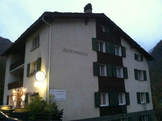 Hotel - Restaurant Alpenblick: Hotel Alpenblick - Randa