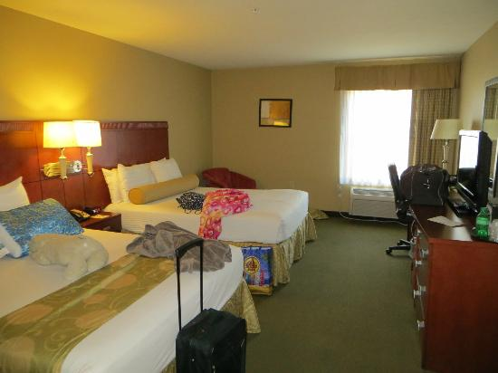 French Lick, IN : standard room