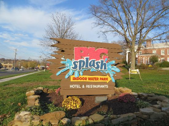 Big Splash Adventure Indoor Waterpark & Resort: Big Splash