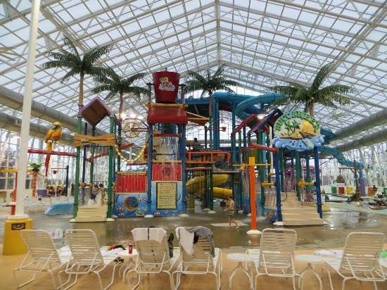 Big Splash Adventure Indoor Waterpark & Resort: waterpark