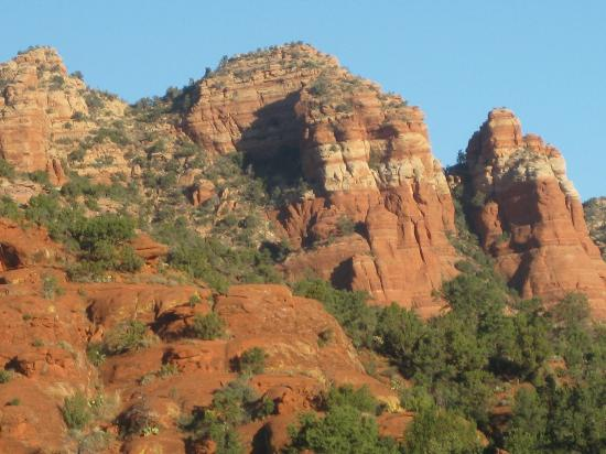 Canyon Villa Bed and Breakfast Inn of Sedona: Majestic views!