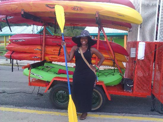 Eco Adventures: Ready to kayak