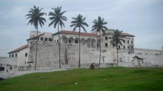 Forts and Castles, Volta, Greater Accra, Central and Western Regions: Elmina Castle,Ghana