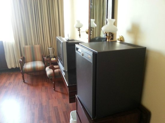 The Everest Hotel: Room - Flat TV