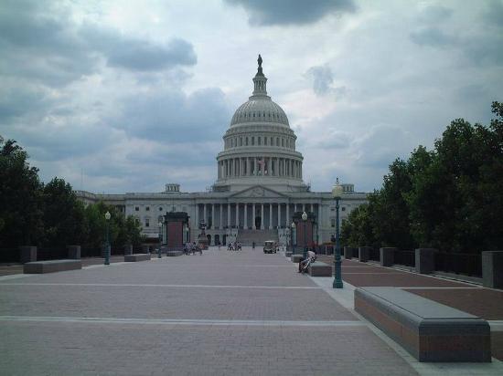 Capitol Hill: 反対側から