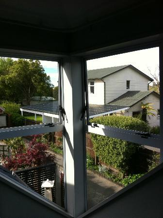 Finlay Banks Boutique Bed & Breakfast : view from room