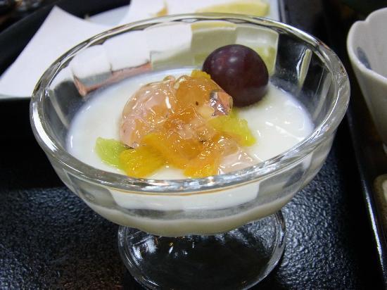 Oyado Yamakyu: dessert