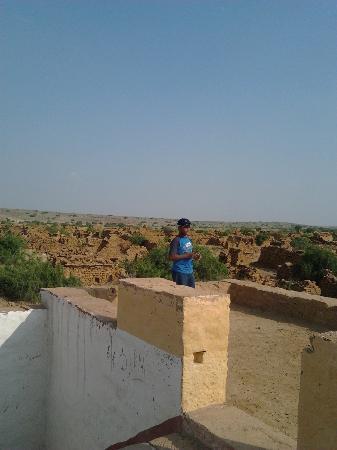 Kuldhara Abandoned Village: KULDHARA VILLAGE