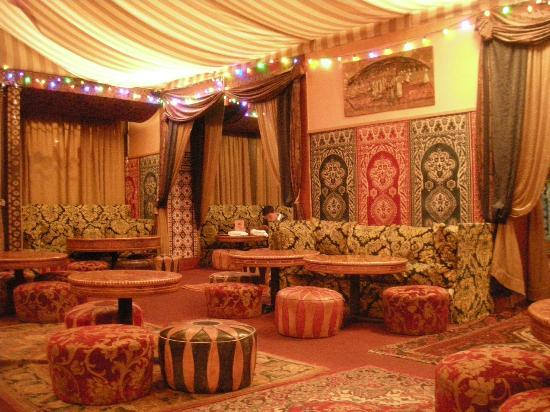 Interior of restaurant picture marrakesh moroccan