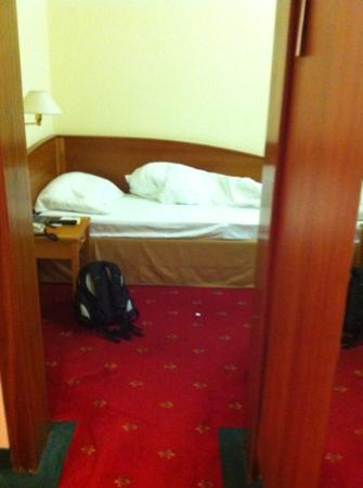 Grandhotel Brno: single bed room