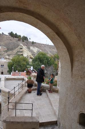 Perimasali Cave Hotel - Cappadocia: giriş