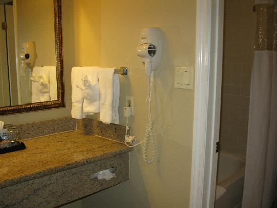 Best Western Plus Meridian Inn & Suites, Anaheim-Orange: vanity