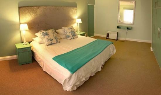 Whale Coast Lodge: Humpback whale room
