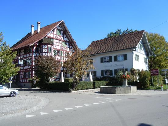 Gasthof zum Hirschen : The Gasthof