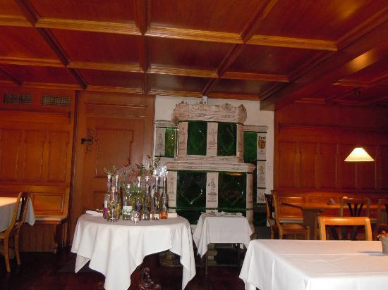 Gasthof zum Hirschen : Dining Room