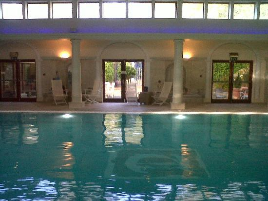 Tre-Ysgawen Hall, Country House Hotel and Spa: The fab spa