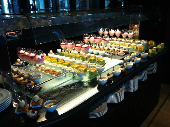 Grande Real Villa Italia Hotel & Spa: Delicious Desserts
