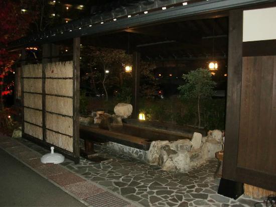 Takayama Ouan: Foot Onsen 2