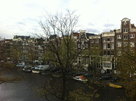 NH City Centre Amsterdam: View from room, level 2