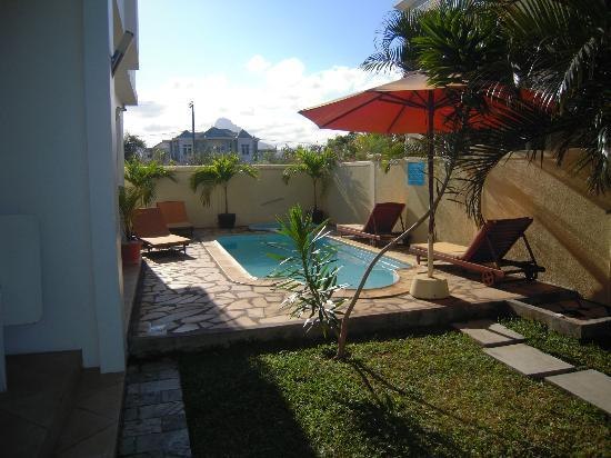 Lagon Bleu Azur: La nostra piscina
