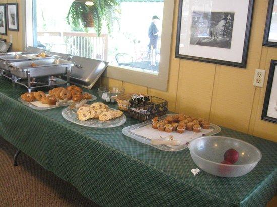 Old Rock Café: Easter breakfast buffet