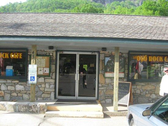 Old Rock Café : The Old Rock Cafe