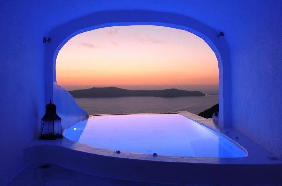 Sun Rocks Hotel: Private pool in Grand Suite