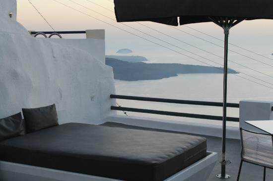 Sun Rocks Hotel: Grand Suite balcony