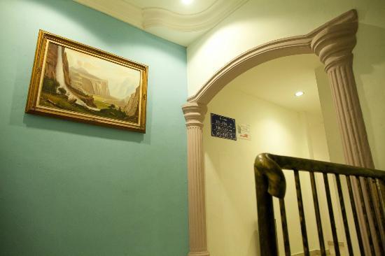 Hotel RIA: interior