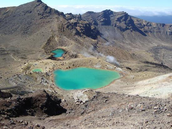 Powderhorn Chateau Mount Ruapehu: Tongariro Crossing