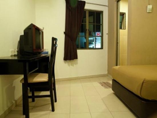 Hotel RIA: executive deluxe