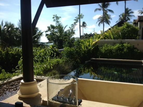 Anantara Lawana Koh Samui Resort: view