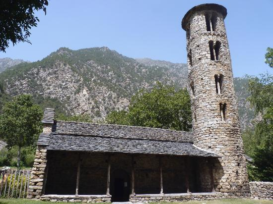 Santa Coloma Church