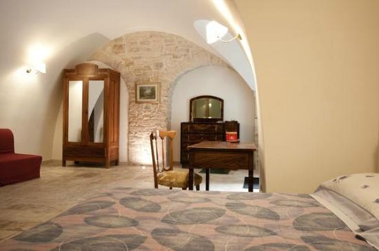 Palazzo Santorelli : suite Rogadeo