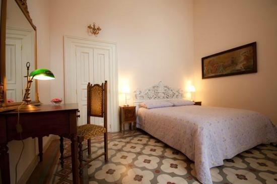 Palazzo Santorelli : suite Santorelli