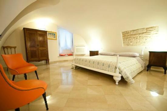 Palazzo Santorelli : suite Traetta