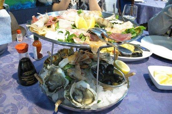 Centro Ittico Raw Fish Cafe