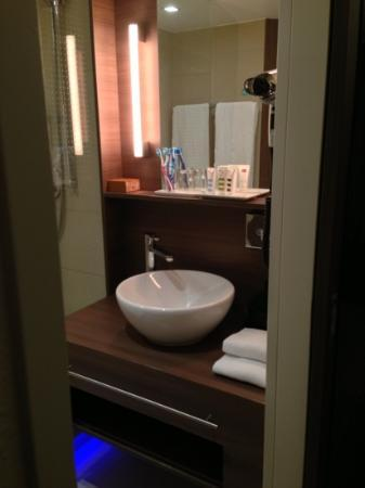 Mercure Wien City: bagno2