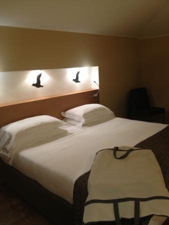 Hotel Porta Nuova: camera